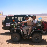 DocTrotter au Maroc : 18e Marathon des Sables 2003