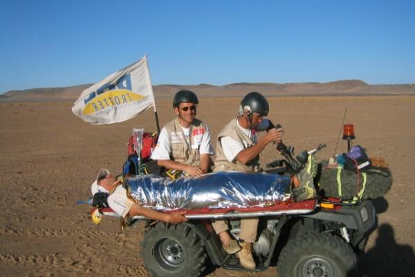DocTrotter au Maroc : 19e Marathon des Sables 2004