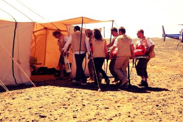 DocTrotter au Maroc : 29e Marathon des Sables 2014