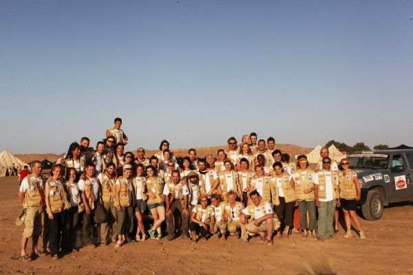 DocTrotter au Maroc : 28e Marathon des Sables 2013