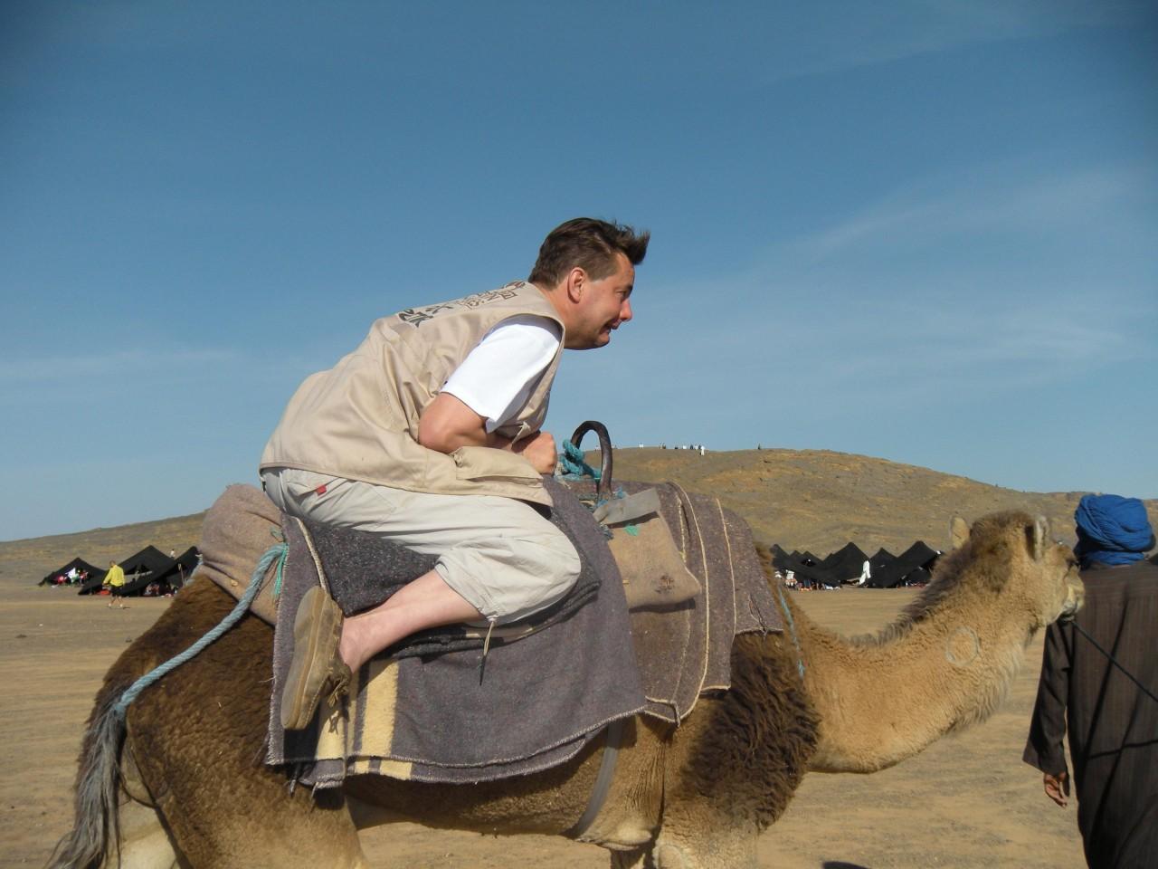 DocTrotter au Maroc : 23e Marathon des Sables 2008
