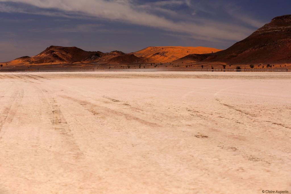 Le désert du Marathon des Sables