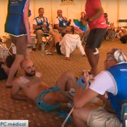 Marathon des sables 2019 : suivez les équipes de soigneurs