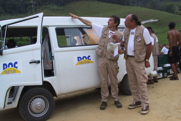 DocTrotter au Brésil : Rio Eco