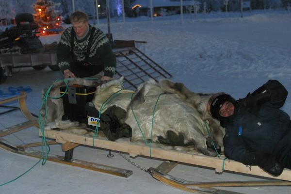 DocTrotter en Finlande: L'odyssée lapone