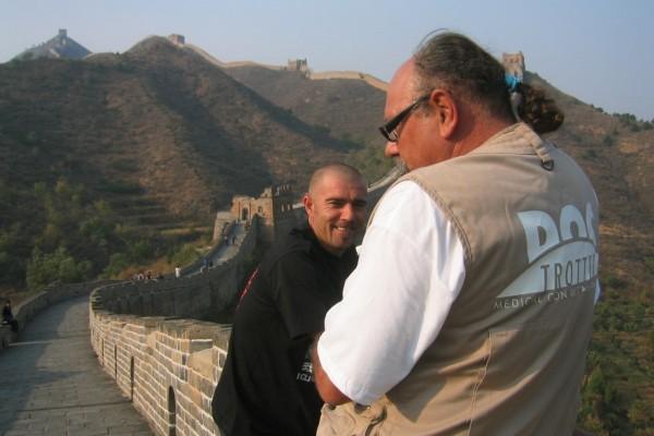 DocTrotter en Chine: Pekin Express, 2005