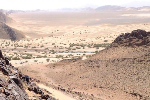 DocTrotter au Maroc : 30e Sultan Marathon des Sables 2015