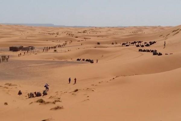 DocTrotter au Maroc : 32e Sultan Marathon des Sables 2017