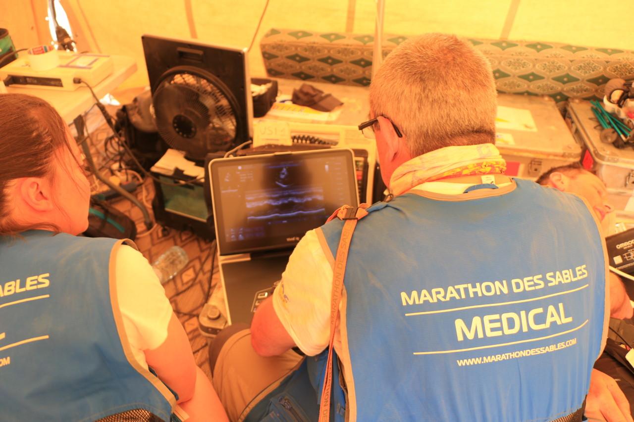 33e marathon des sables 2018
