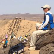 Vidéo du 32e marathon des sables